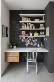 Minimalist Small Space Ideas For Bedroom And Home Office 13