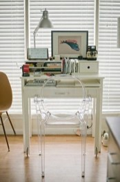 Minimalist Small Space Ideas For Bedroom And Home Office 14