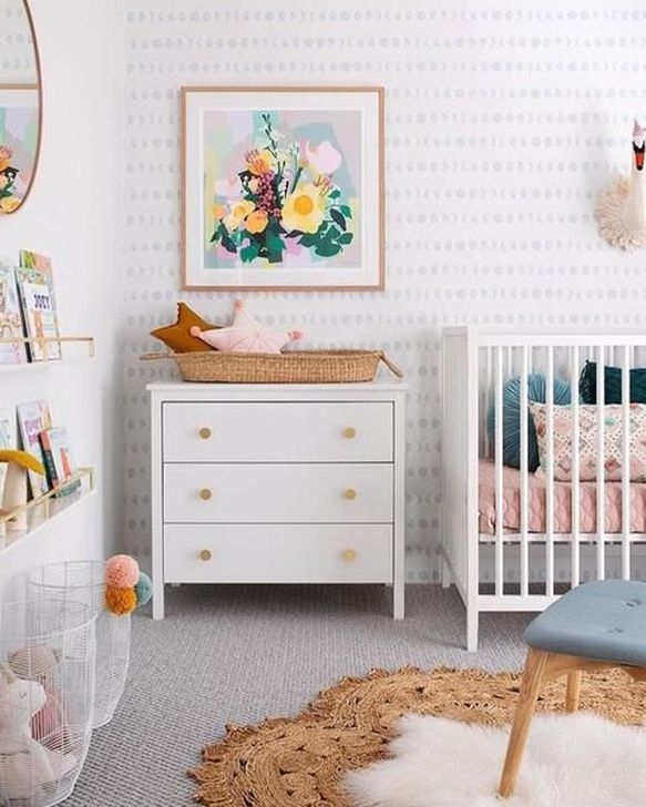 Modern Baby Room Themes Design Ideas 14