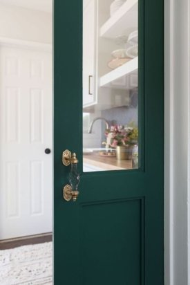 Outstanding Colorful Door Ideas For House 06
