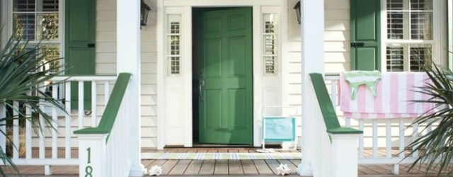 Outstanding Colorful Door Ideas For House 26
