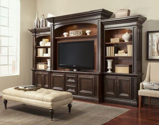 Rustic Home Entertainment Centers Ideas 12