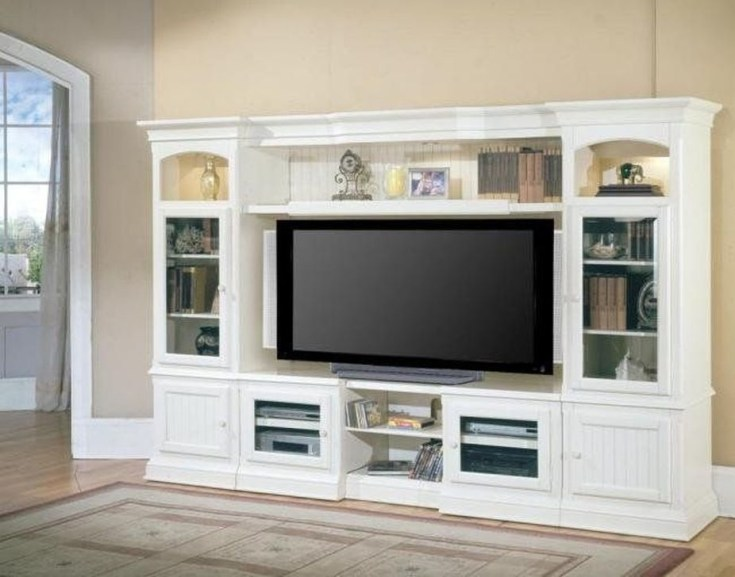 Rustic Home Entertainment Centers Ideas 25