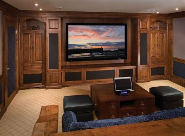 Rustic Home Entertainment Centers Ideas 26