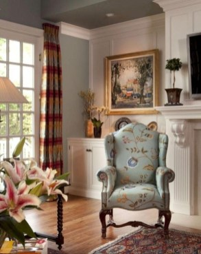 Adorable French Country Living Room Ideas On A Budget 26