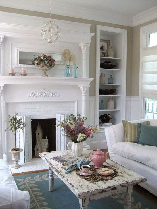 Adorable French Country Living Room Ideas On A Budget 42