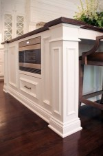 Awesome White And Clear Kitchen Design Ideas 32