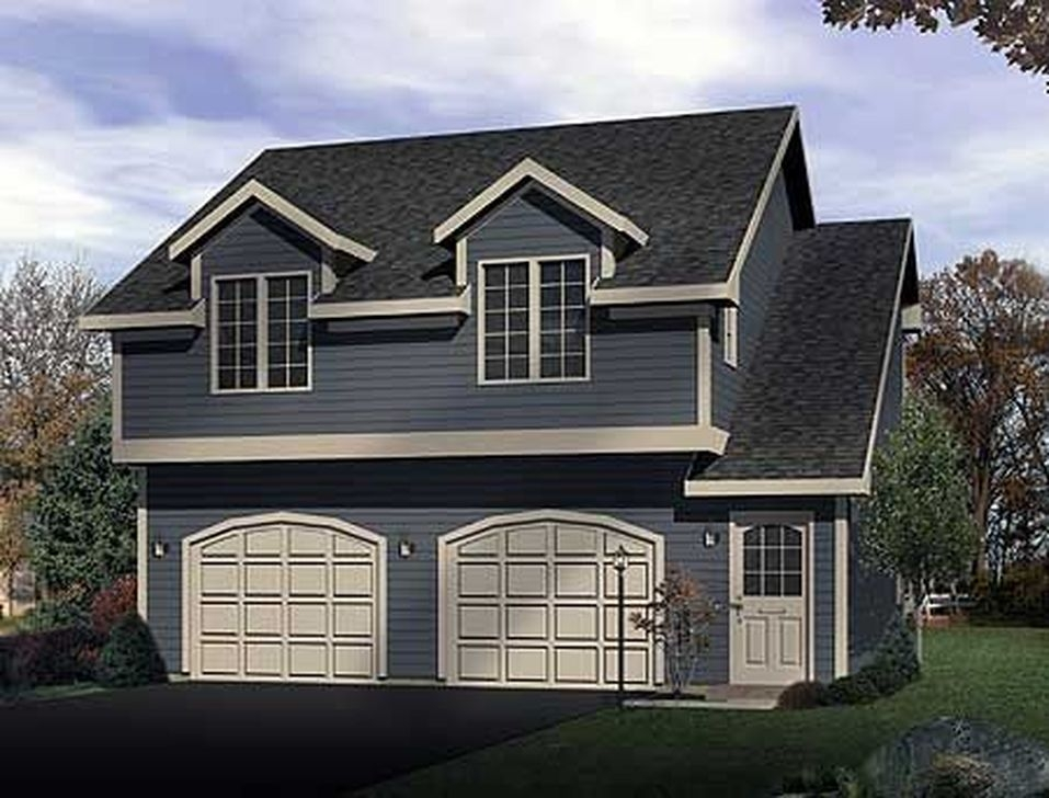 Fabulous Home Design Ideas With Car Garage 23