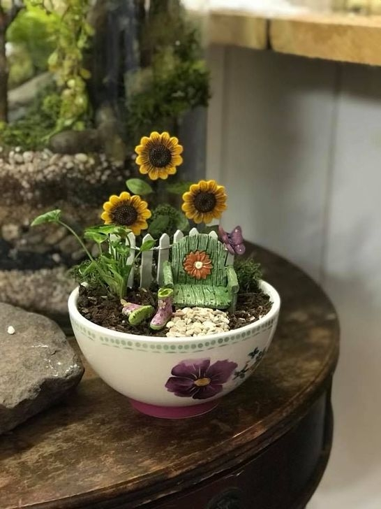 Fabulous Mini Zen Garden Design Ideas 10