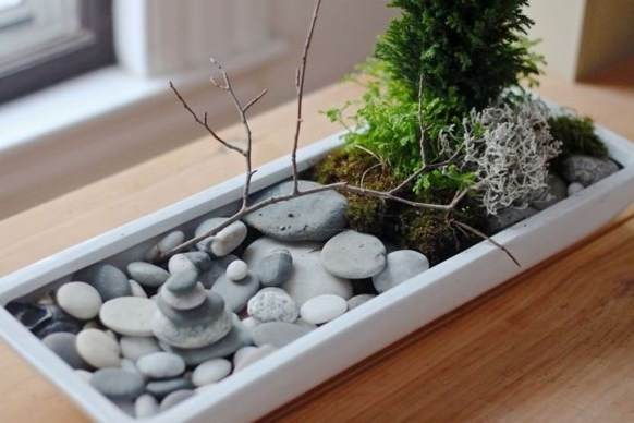 Fabulous Mini Zen Garden Design Ideas 13