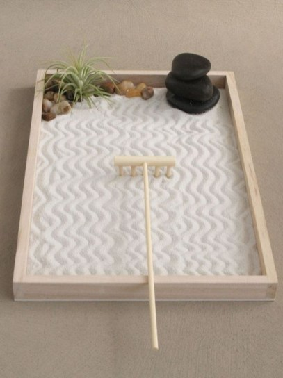 Fabulous Mini Zen Garden Design Ideas 32