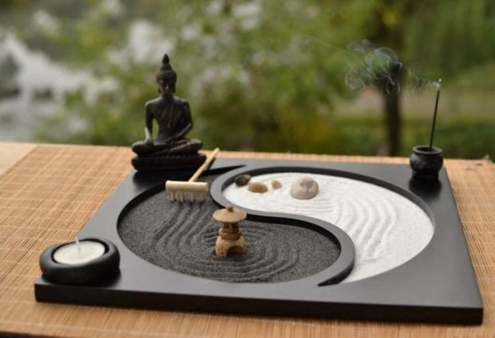 Fabulous Mini Zen Garden Design Ideas 36