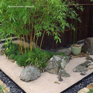 Fabulous Mini Zen Garden Design Ideas 40