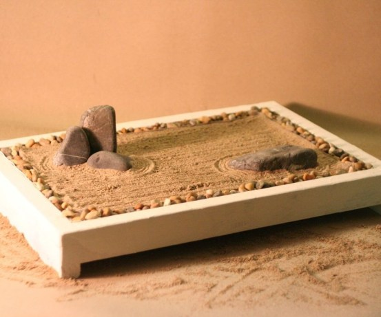 Fabulous Mini Zen Garden Design Ideas 42
