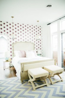 Fabulous Wallpaper Pattern Ideas With Focal Point To Your Space 27