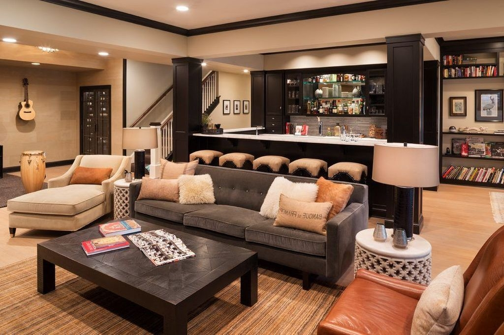 Fancy Family Room Design Ideas That Make You Cozy 19