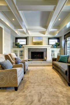 Fancy Family Room Design Ideas That Make You Cozy 21