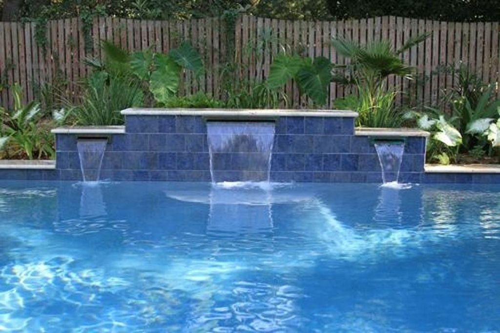 Glamorous Garden Design Ideas With Swimming Pools 17