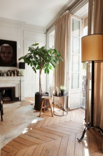 Inspiring French Living Room Decorating Ideas 04