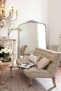 Inspiring French Living Room Decorating Ideas 15