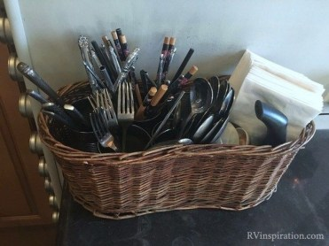 Inspiring Rv Kitchen Organization Ideas You Should Know 14