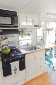 Inspiring Rv Kitchen Organization Ideas You Should Know 16