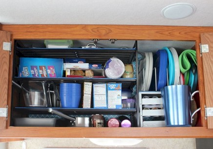 Inspiring Rv Kitchen Organization Ideas You Should Know 26