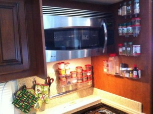 Inspiring Rv Kitchen Organization Ideas You Should Know 30