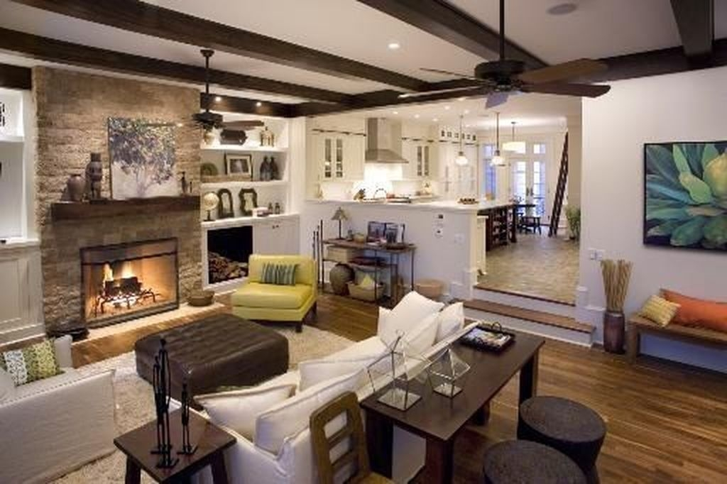 Magnificient Diy Renovation Ideas For Your Living Room 06