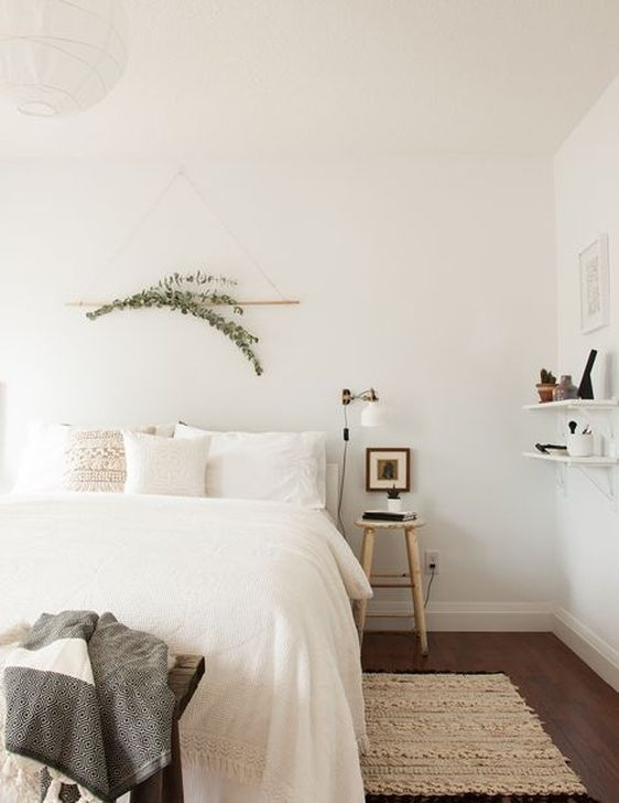 Newest Bedroom Furniture Ideas To Get The Farmhouse Vibe 29