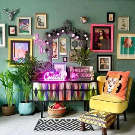 Popular Eclectic Interior Design Ideas To Inspire You 20