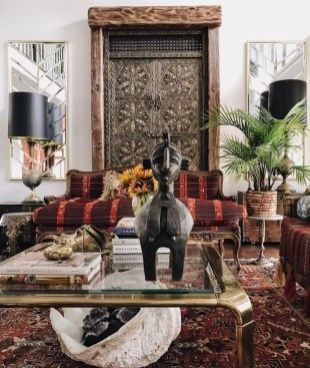 Popular Eclectic Interior Design Ideas To Inspire You 36