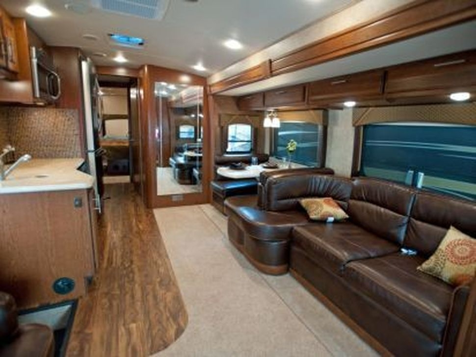 Popular Rv And Camper Hack Decoration Ideas For Family 04