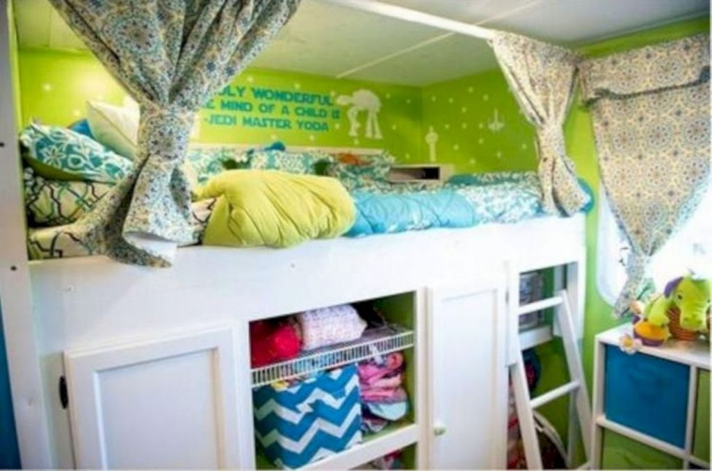 Popular Rv And Camper Hack Decoration Ideas For Family 14