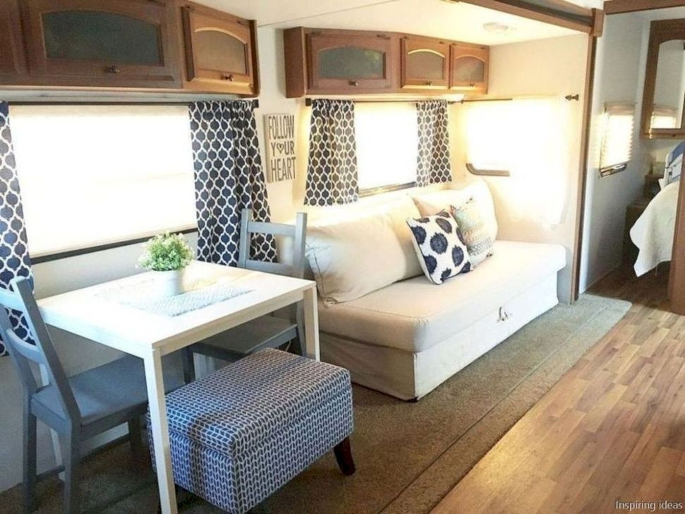 Popular Rv And Camper Hack Decoration Ideas For Family 28