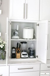 Pretty Hidden Storage Ideas For Kitchen Decor 29