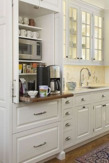 Pretty Hidden Storage Ideas For Kitchen Decor 32