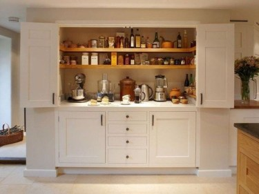 Pretty Hidden Storage Ideas For Kitchen Decor 38