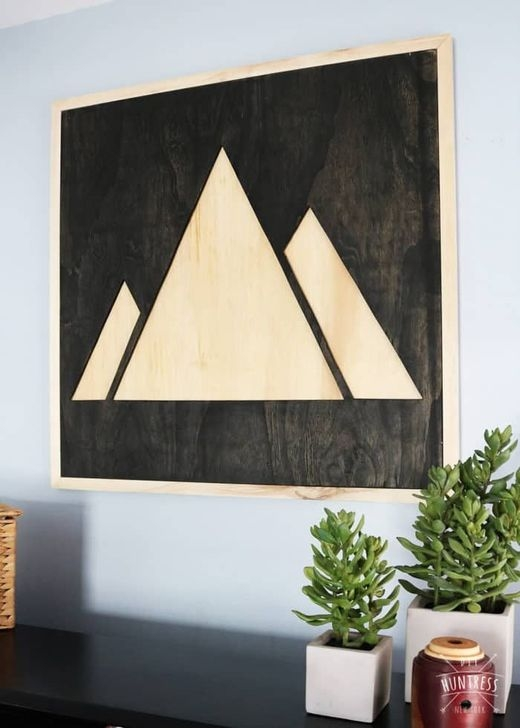 Captivating Diy Wall Art Ideas For Your House To Try 10