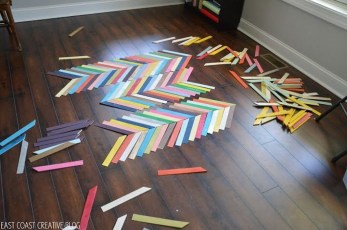 Captivating Diy Wall Art Ideas For Your House To Try 25