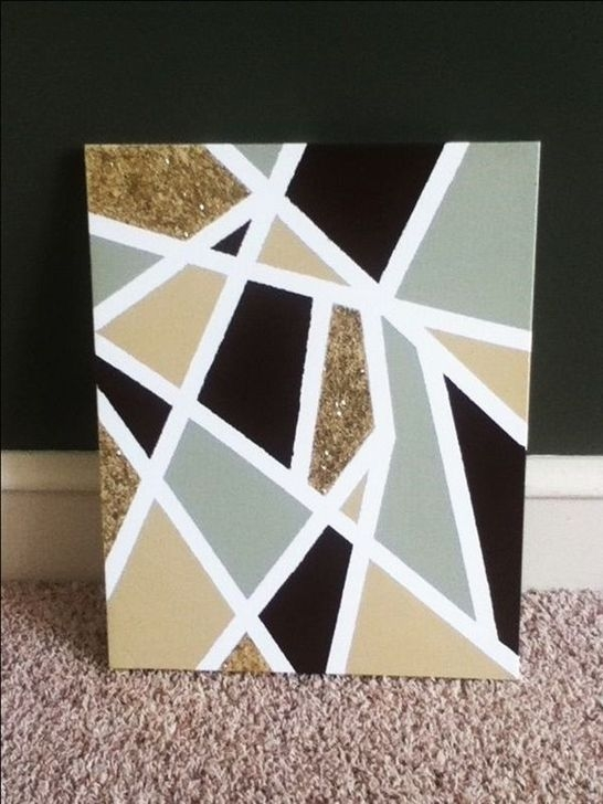 Captivating Diy Wall Art Ideas For Your House To Try 41