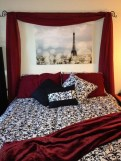 Comfy Red Bedroom Decorating Ideas For You 45