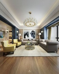 Cool Ceilings Lighting Design Ideas For Living Room To Try 22