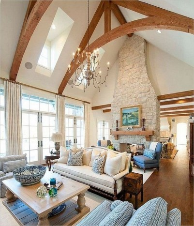 Cool Ceilings Lighting Design Ideas For Living Room To Try 35