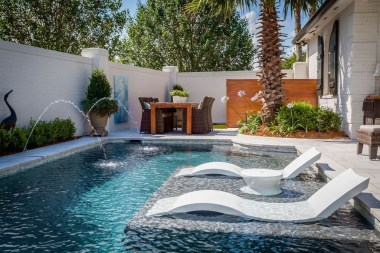 Creative Swimming Pools Design Ideas For Your Yard 37