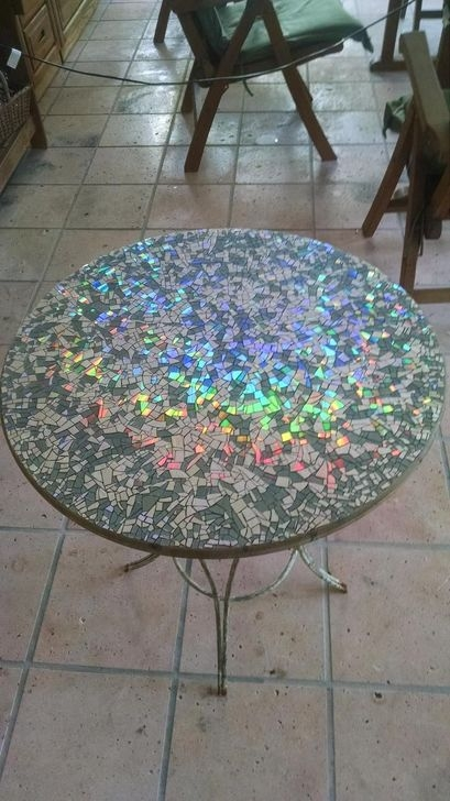 Enchanting Diy Mosaic Craft Ideas To Beautify Your Home Decoration 31