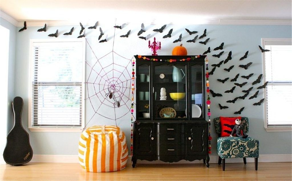 Extraordinary Diy Halloween Decorating Ideas For Apartment 17