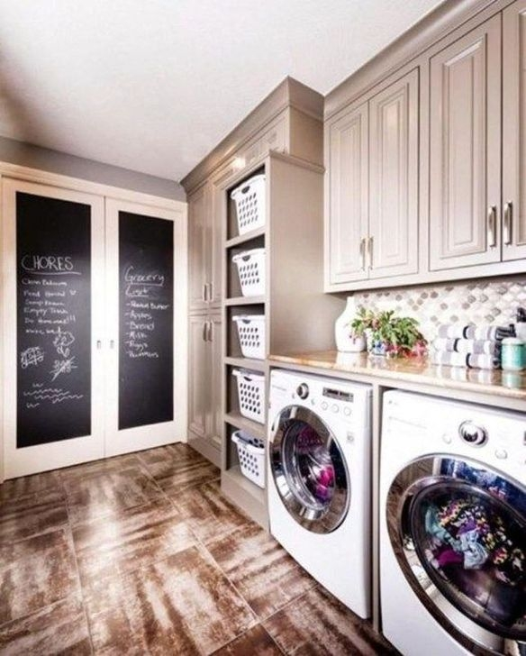 Fancy Laundry Room Layout Ideas For The Perfect Home 10