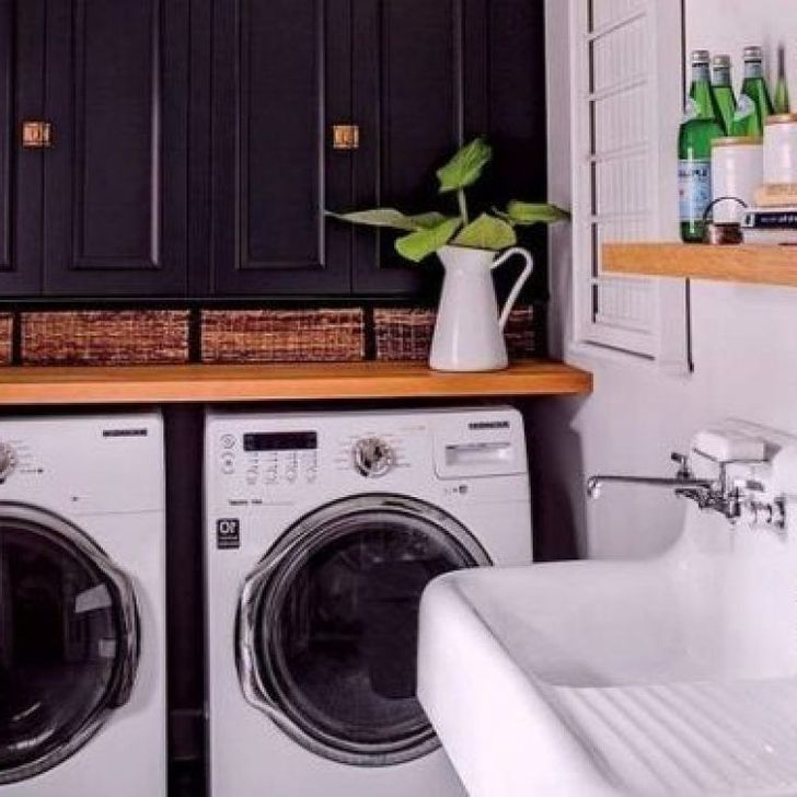 Fancy Laundry Room Layout Ideas For The Perfect Home 23