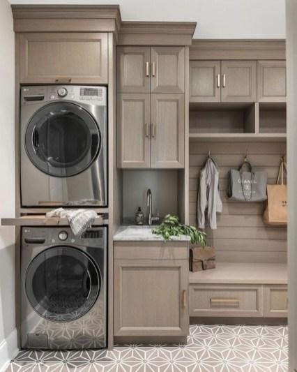 Fancy Laundry Room Layout Ideas For The Perfect Home 30
